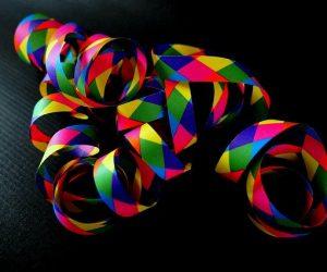 Carnival Streamer Party Confetti