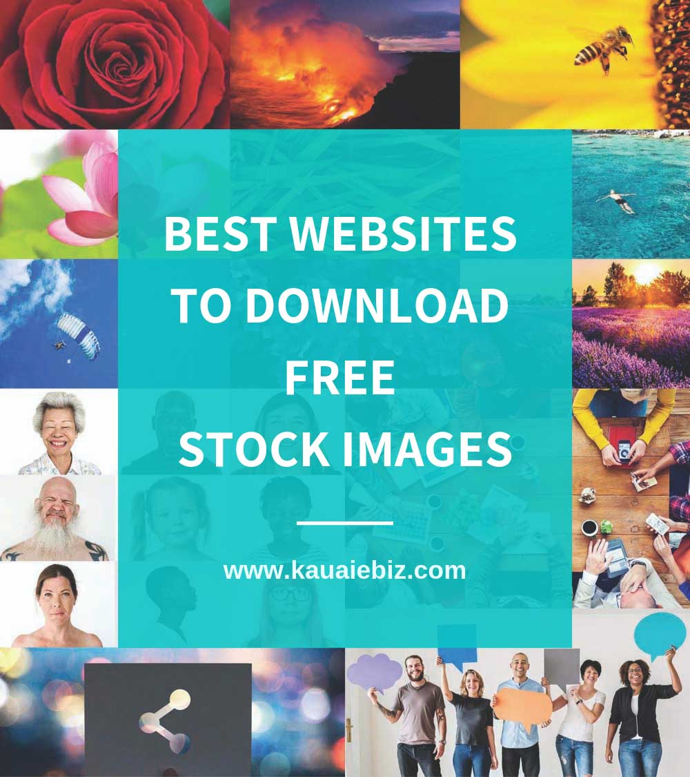 BEST WEBSITES TO DOWNLOAD FREE STOCK IMAGES