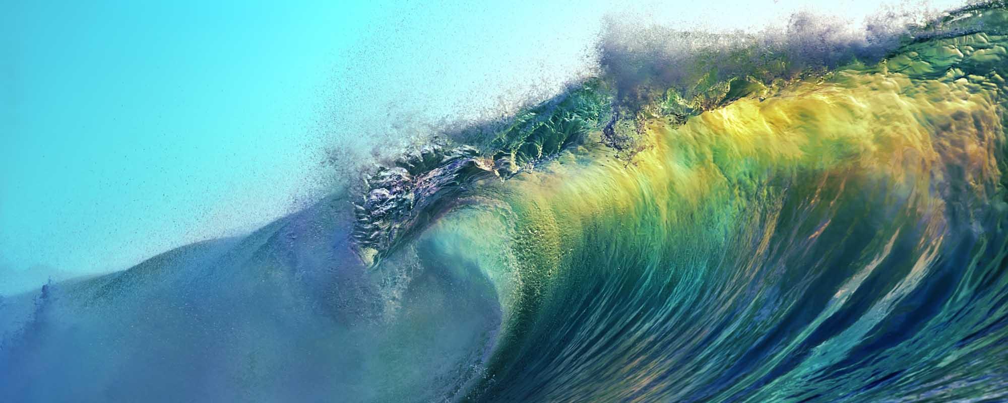 Hawaii Web Design Wave