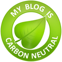 This blog is carbon neutral. Yours too?