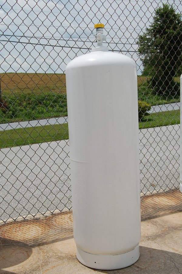 Common Residential Propane Tank Sizes Home