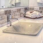 The Ingredients To A Contemporary Bathroom Vanity Style Kauffman Blog