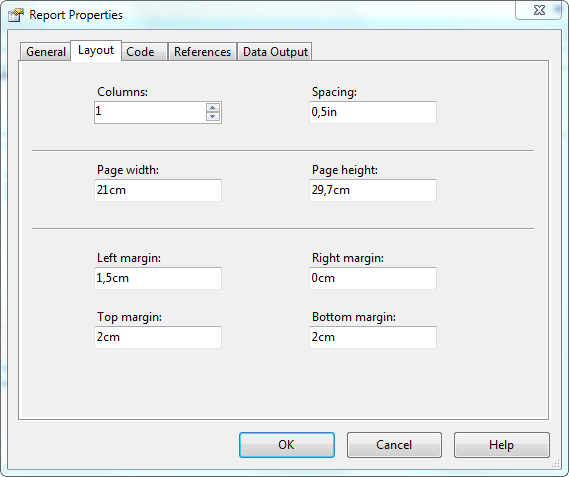 RTC reports with persistent blank pages | Kauffmann @ Dynamics 365