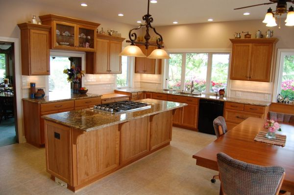 Country Home Kitchen Remodeling