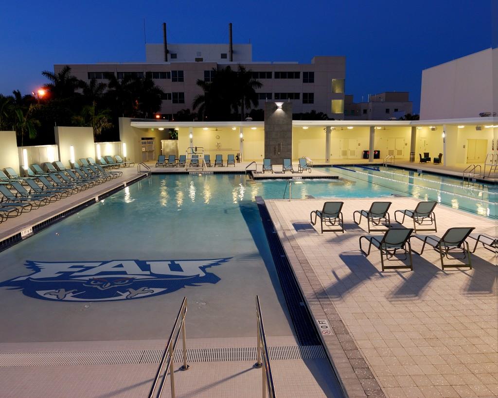 Florida Atlantic University Recreation  Fitness Center