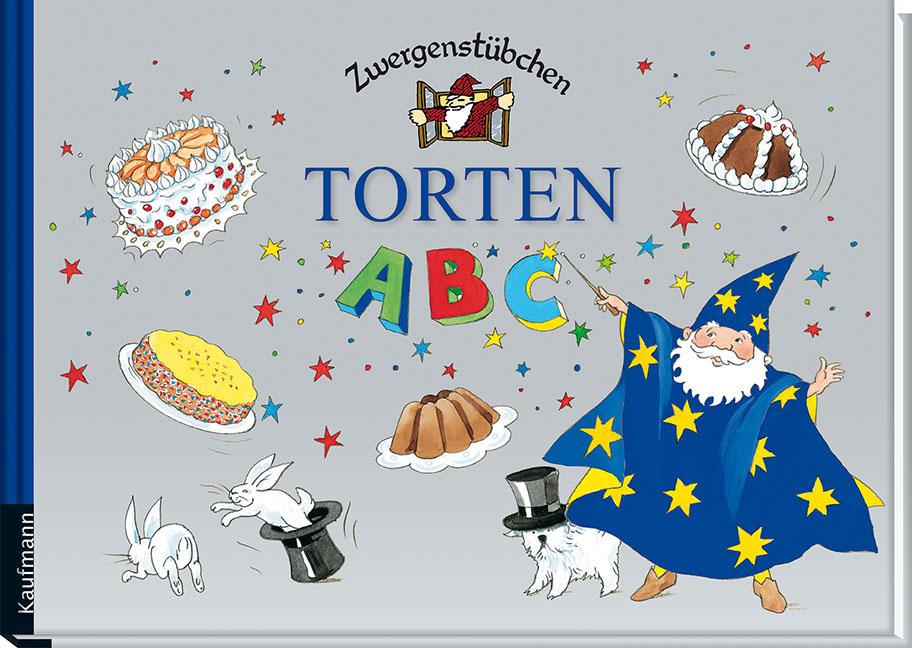 Zwergenstbchen TortenABC  Kaufmann Verlag