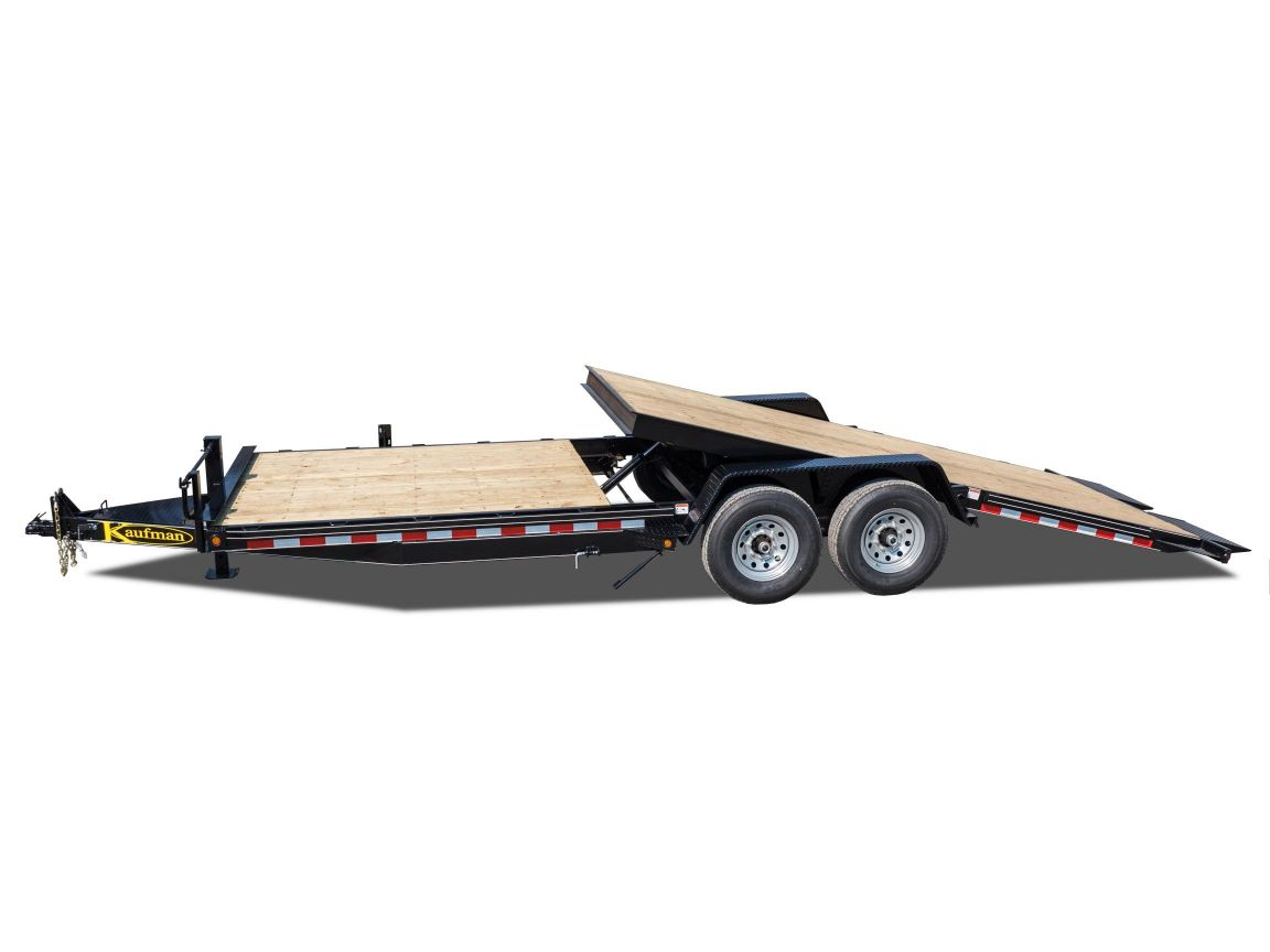 hight resolution of 15000 gvwr deluxe wood floor tilt equipment trailer