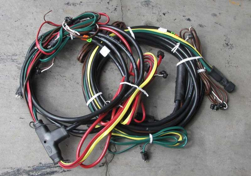 Wiring Harness For Trailers