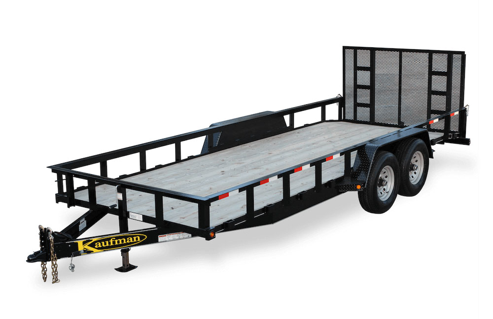hight resolution of standard landscape utility trailer 10000 gvwr