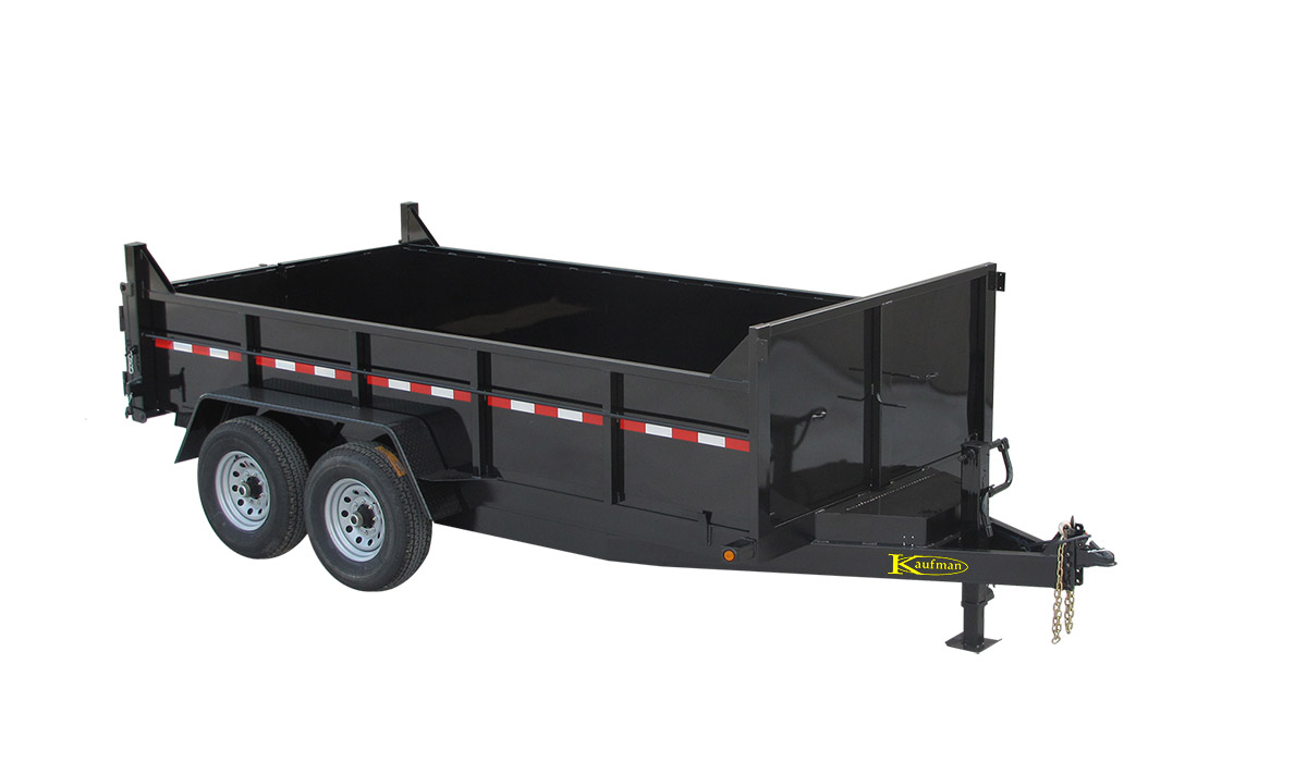 hight resolution of dump trailers