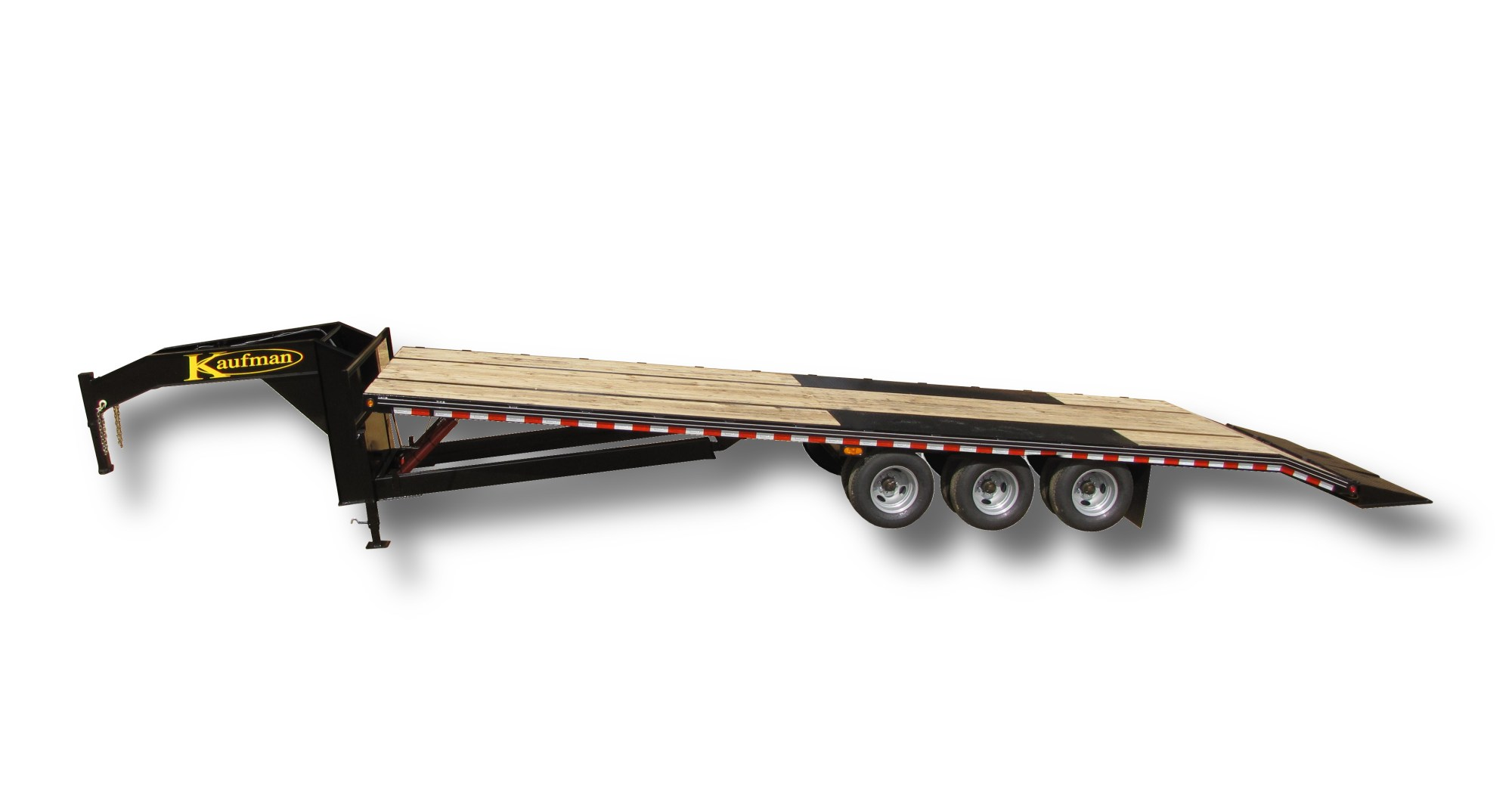 hight resolution of deluxe 38500 gvwr flatbed tilt gooseneck trailer