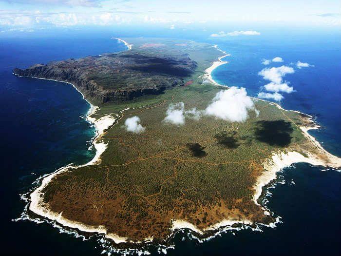 The forbidden island of Niihau Hawaii