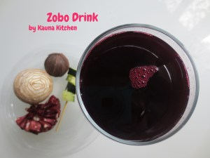 Zobo Drink 1