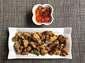 plantain gizzards-Kauna kitchen