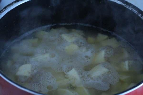 Sweet Potato Porrridge