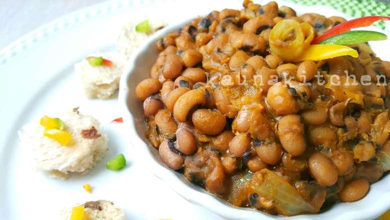 NigerIan beans porridge