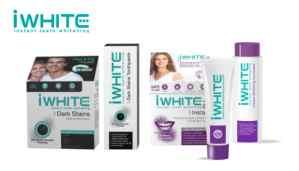 Valkoisemmat hampaat – kaunis hymy iWhite-tuotteilla!