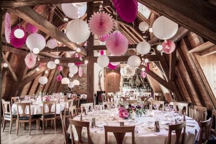 Romantik Pur - Kaupers Traumhochteiten in pink, weiß und fuchsia...