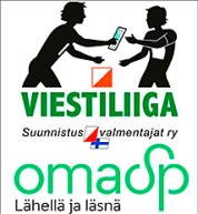 Viestiliigan logo