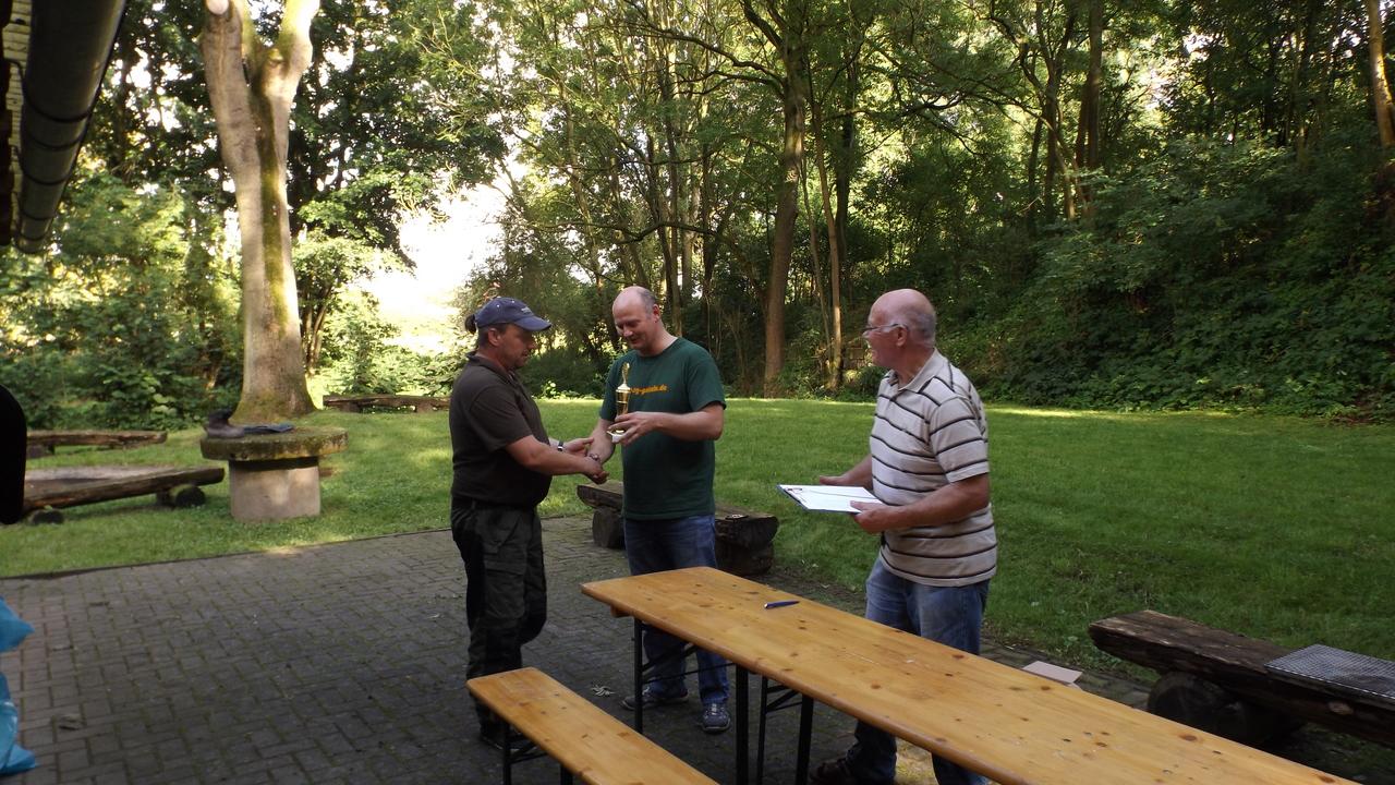 Platz 1: Team Hafenrichter aus Ivenrode