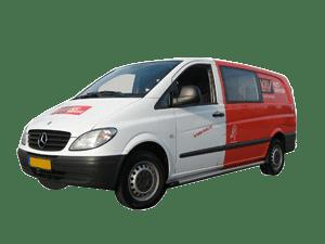 DP-05 Mercedes Vito dubbele cabine