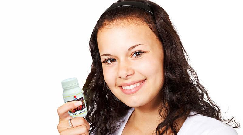 Méregtelenítés ganoderma gyógygombával