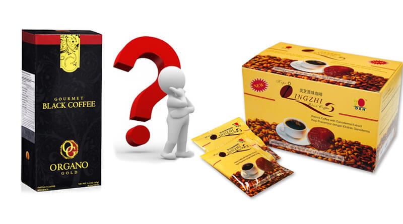 Organo Gold kávé vagy DXN kávé?