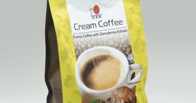 DXN Cream Coffee új köntösben
