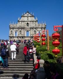 Day In Macau & Eat - Kavey Eats