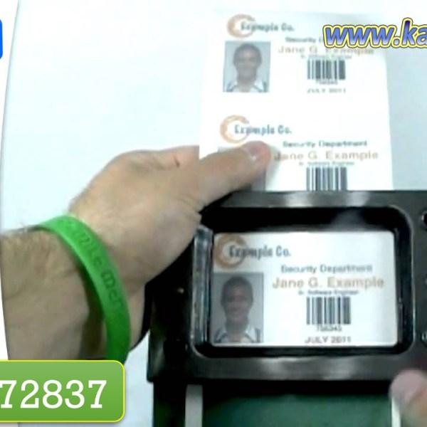 Kavinstar PVC ID Card Cutting Machine | PVC I Card Die Cutter