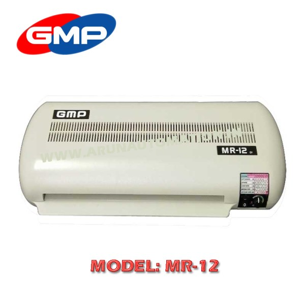 GMP MR 12 LAMINATION MACHINE PRICE IN INDIA