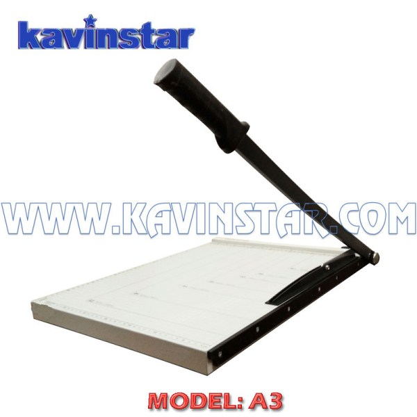 Kavinstar KVR A3 Paper Cutter Machine Cut Upto 10 -12 Sheets (70 GSM) at a time