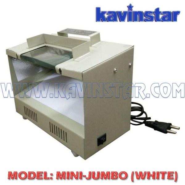 Kavinstar SUPER MINI JUMBO Currency Detector UV Light or Bank Cheque Validator (Metal Body)