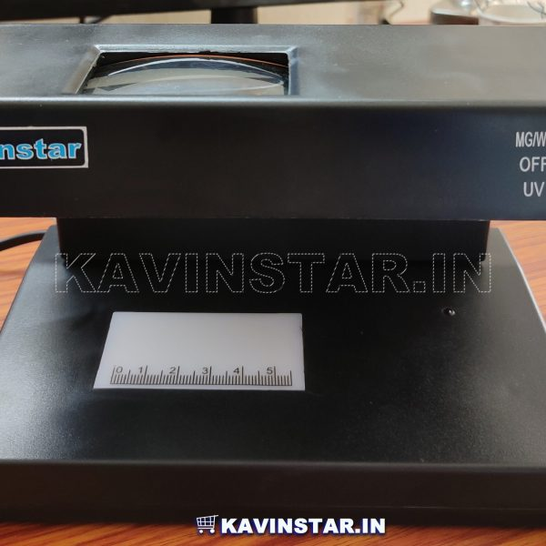 Kavinstar SELFCHEK Manual Fake Note Detector UV Light