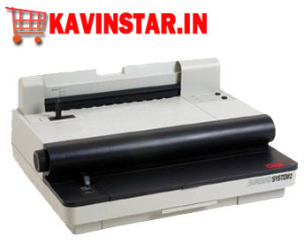 GBC System 2 Sure Velo Binding Machine with 20-22 Sheets (70gsm) Punching Capacity