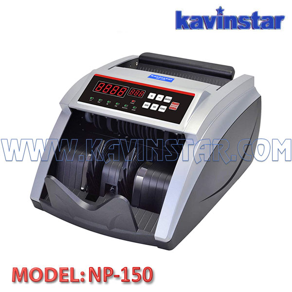 NP150 NOTE COUNTING MACHINE WITH FAKE NOTE DETECTOR