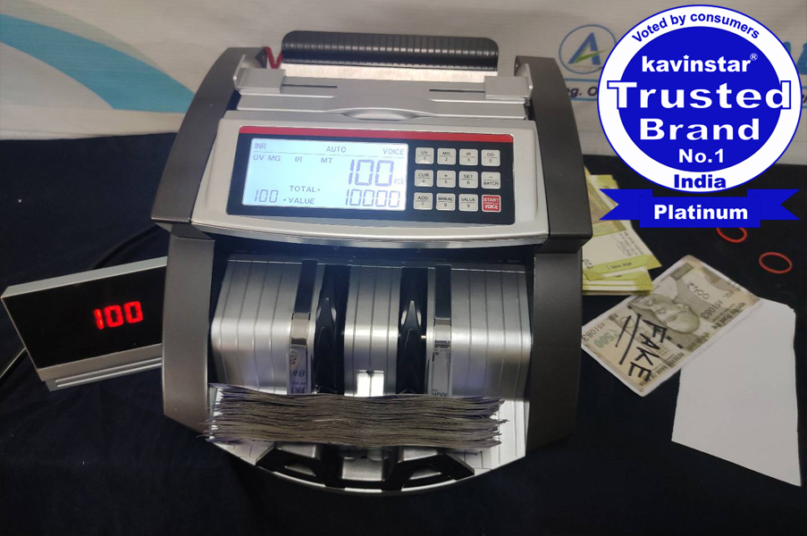 Cash Counting Machine Manufacturers