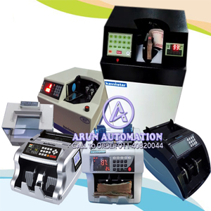 Currency Counting Machines (Money Bill Counter)