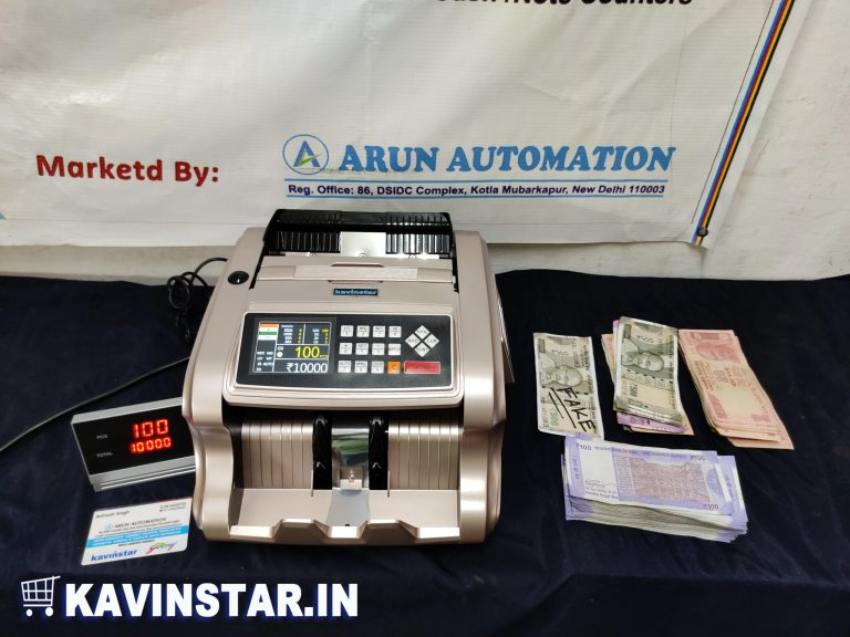 Cash counting machine Suppliers in Gurgaon