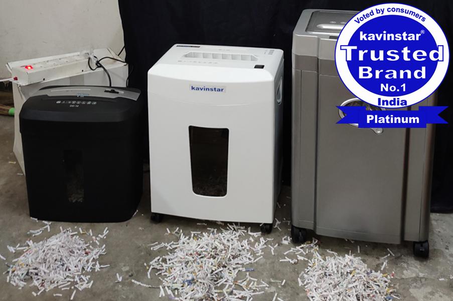 OFFICE PAPER SHREDDER MACHINE