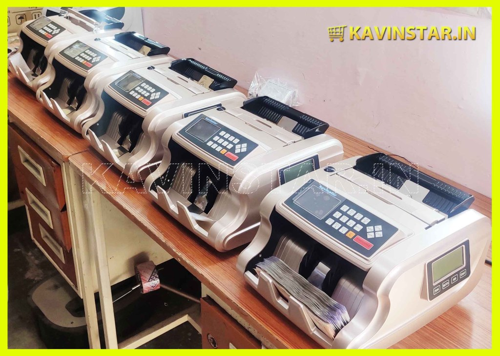 Mix Note Counting Machine India