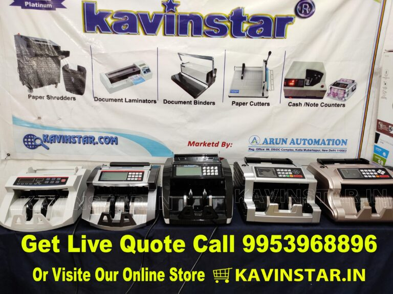 cash-counting-machine-suppliers-in-gurgaon