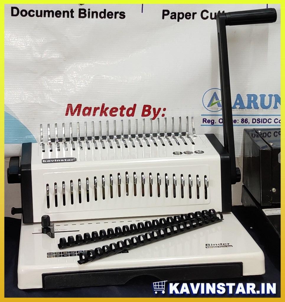 comb-binding-machine-dealers-in-delhi
