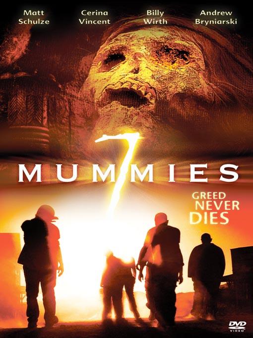 Risultati immagini per 7 mummies