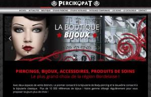 Kawa Synergy - Création de sites internet Bordeaux, réalisation, graphisme, référencement - Sites internet vitrine - studio piercing tatouage