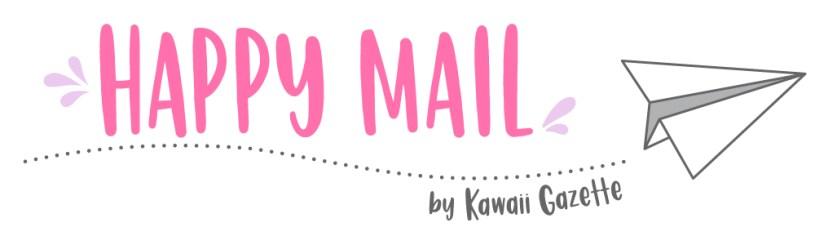 Happy Mail by Kawaii Gazette