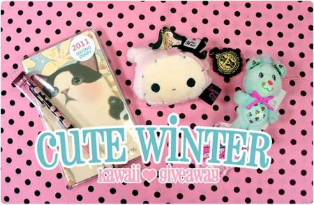 Cute Winter Kawaii Giveaway