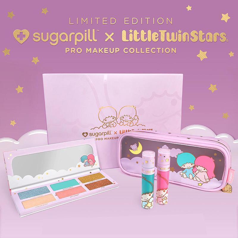 Sugarpill x Little Twin Stars