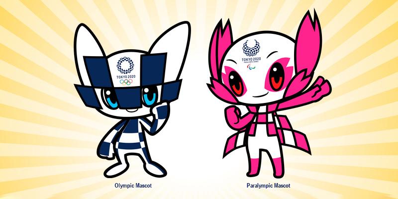 Mascot Tokyo 2020