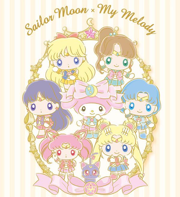 Sailor Moon x My Melody